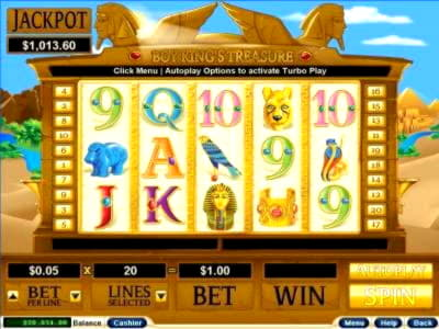 95 Free Spins no deposit casino at Amazing Casino