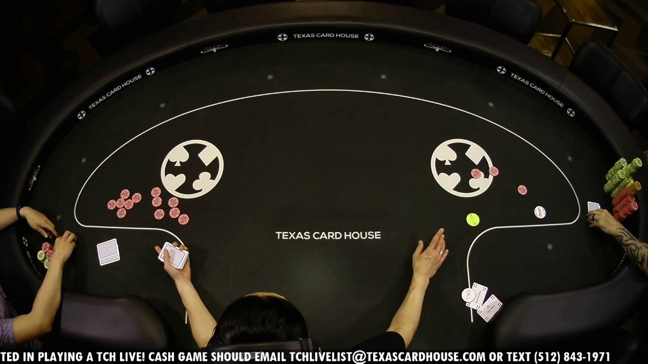 7K World Poker Tour STEPS Tournament | Texas Card House Austin
